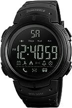 SKMEI Men's 5ATM Water-resistant Sport Fitness Tracker Smart Watch