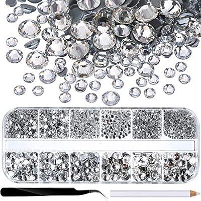 BUYGOO 2016 Piezas Diamantes