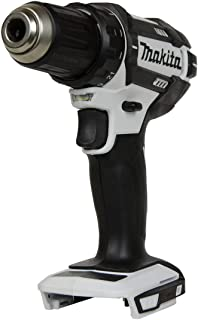 MAKITA XFD10ZW (White) 1/2-inch 18V LXT Lithium-Ion Cordless Driver-Drill, Tool Only
