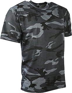 Kombat UK Men's Camo T-Shirt