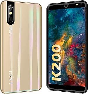 I KALL K200 4G Smartphone (2GB, 16GB), Gold