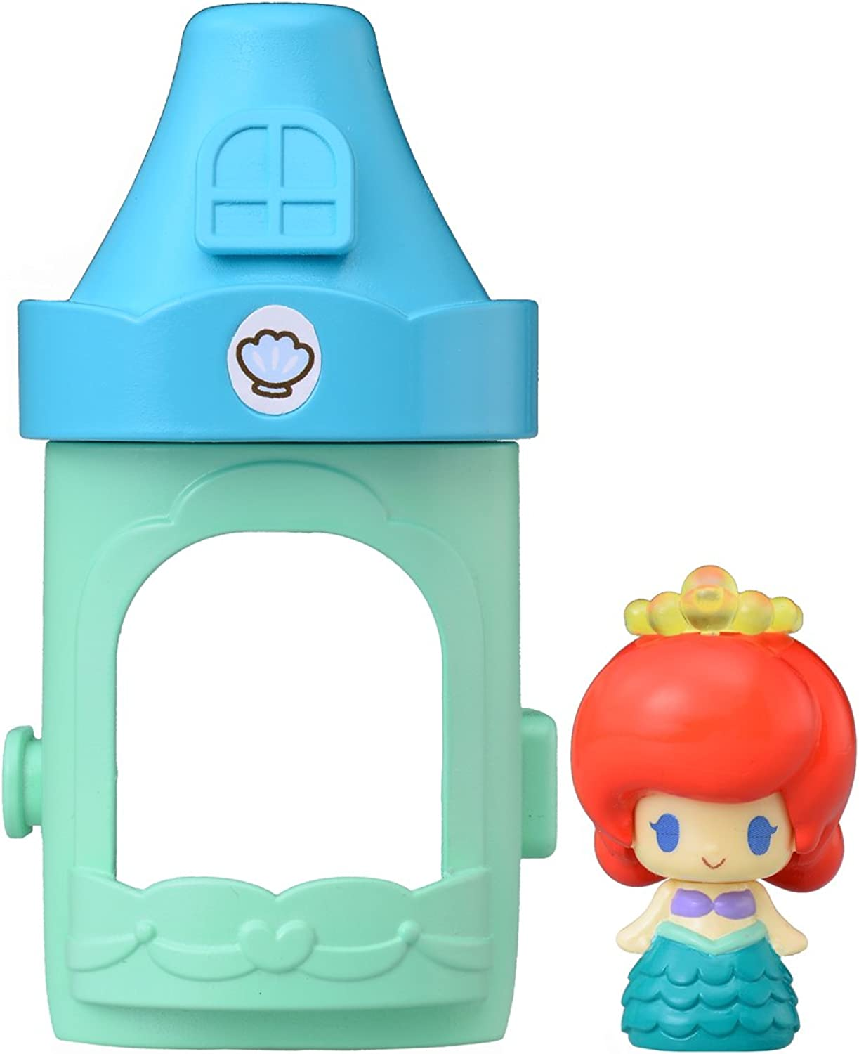 Tiara Castle overlapping Ariel twig-chan (japan import)