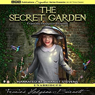 Couverture de The Secret Garden