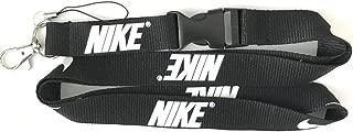 1 X Nike Lanyard Many Colors (Black) by Casindo