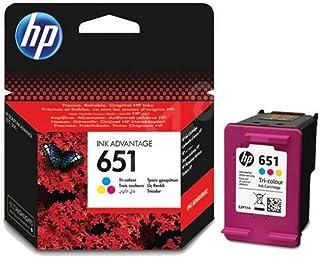 Hp 651 Ink Advantage Cartridge - C2p11ae, Tri-color