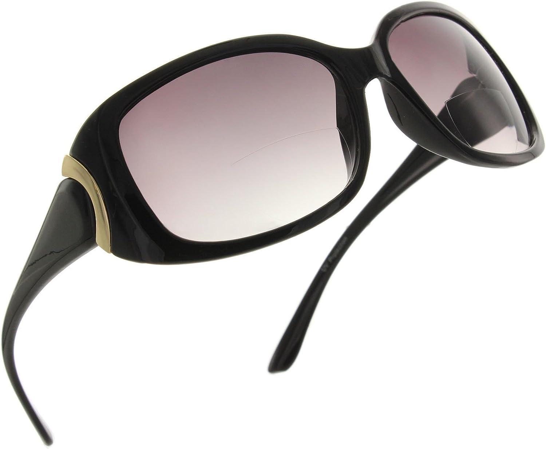 Award-winning store Fiore Bifocal Sunglasses Readers Protection UV400 Outdoor Readin Charlotte Mall