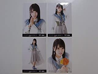 4種AKB48市川愛美復刻版共通ポーズ月別Theater生写真2018.01�A