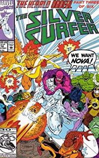SILVER SURFER #72, Vol. 3 (Late September 1992)