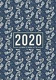 Agenda semana vista 2020: Del 1 de enero de 2020 al 31 de diciembre de 2020: Diario, organizador y planificador con vista semanal y mensual español: Pez koi 945-4 (Spanish Edition)