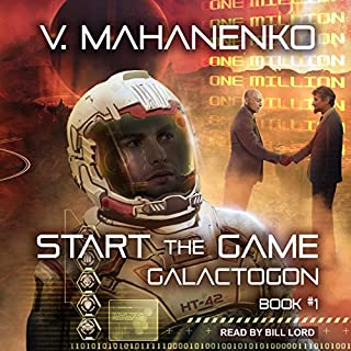 Start the Game audiobook cover art