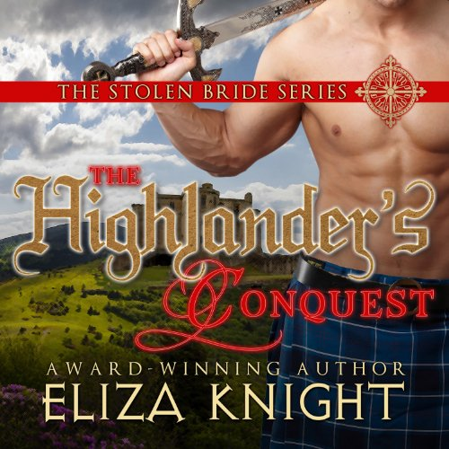 The Highlander's Conquest cover art