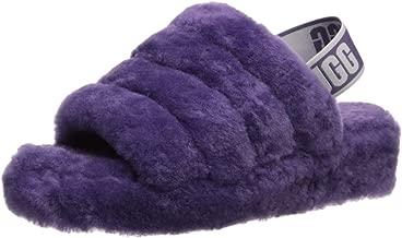 UGG Women's Fluff Yeah Slide Wedge Sandal