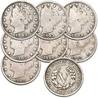 american buffalo nickel set