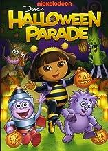dora the explorer dora's halloween parade