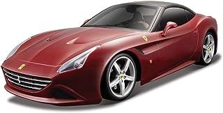 Bburago 26002 Ferrari California R&P Car Model with Closed Top - Scale 1-24