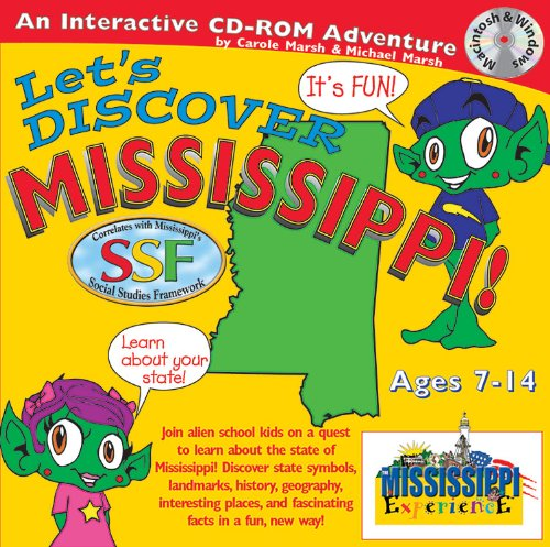 Download Discover Mississippi (The Mississippi Experience) 0793395615