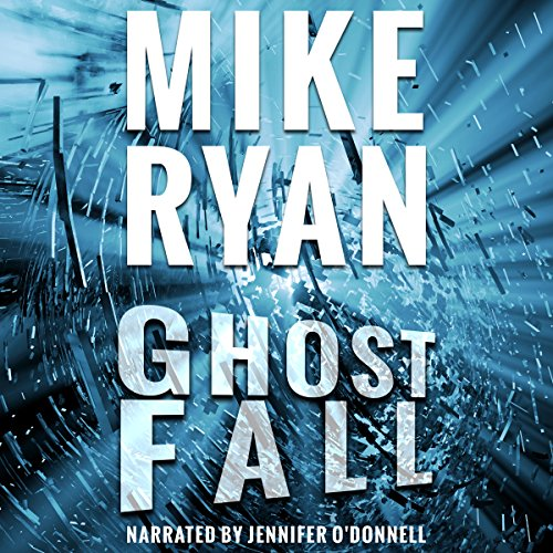 Ghost Fall audiobook cover art