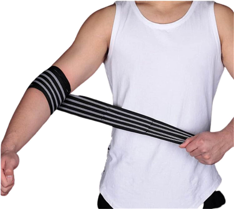 New life Elbow free Straps Adjustable Elasticity Entangle Sports Bandage