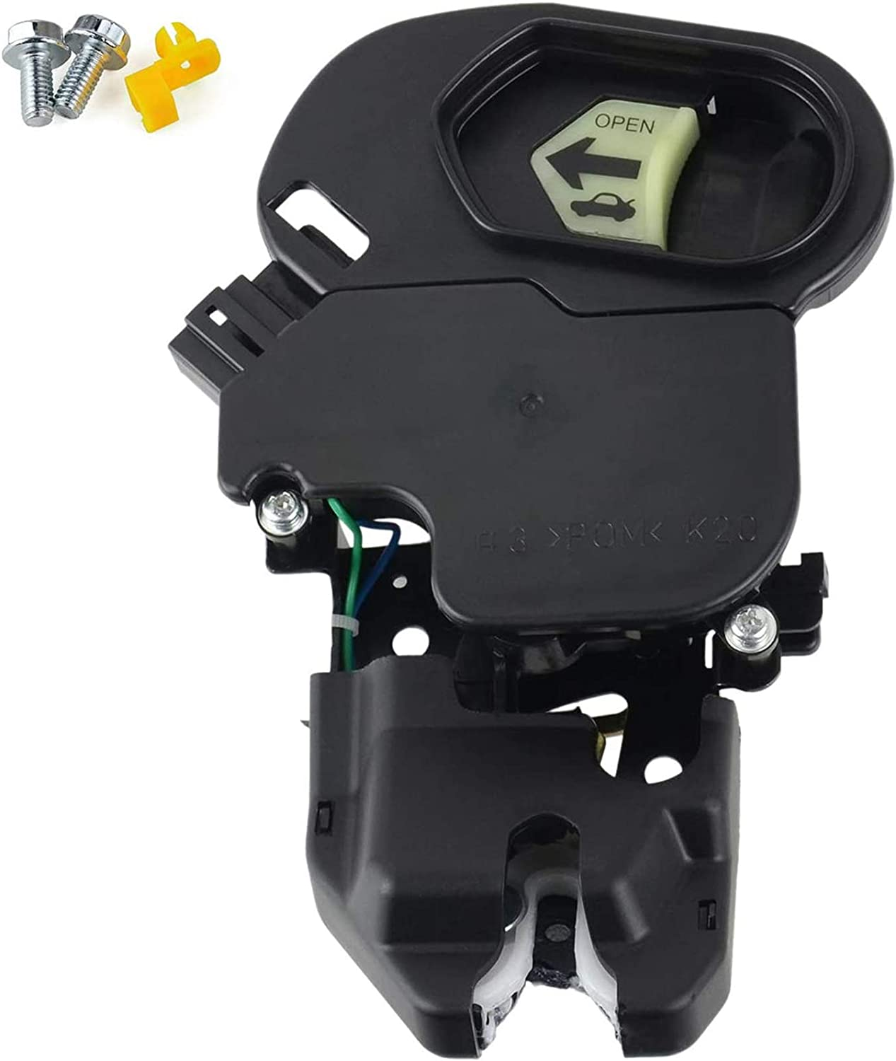 74851-SDA-A22 Rear Animer and price revision Tailgate Trunk Latch Gate 5 popular Actuator Lock Tail