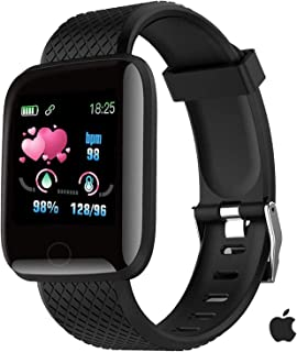 Smart Watch for Android Phones and iOS Phones Compatible iPhone Samsung, IP68 Swimming Waterproof...