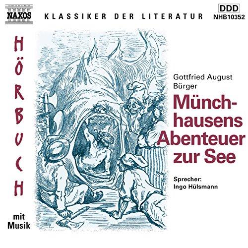 Münchhausens Abenteuer zur See Titelbild