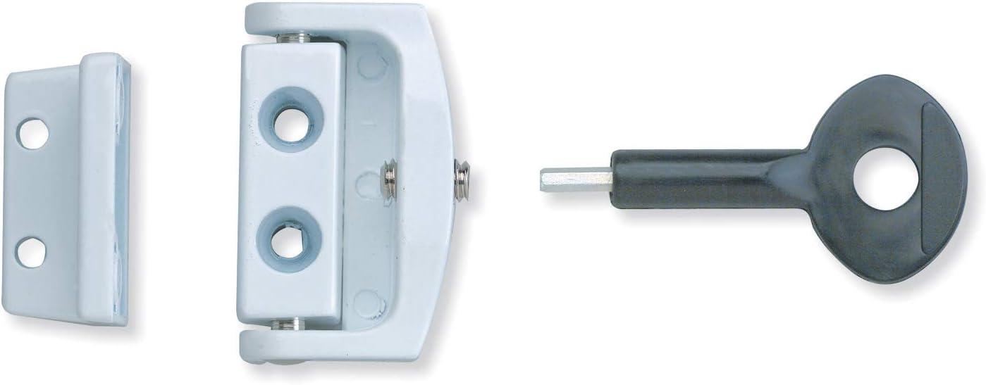 Yale P118 Auto Window Lock White Pack of 2
