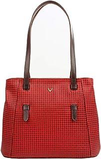 Hidesign Women's Handbag(MARRAK MELB RAN RED BRN)