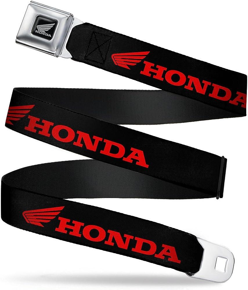 Arlington Mall Buckle-Down Seatbelt Sales of SALE items from new works Belt Honda Moto Regular
