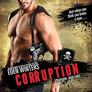 Corruption cover art