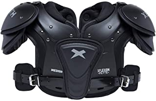 Xenith Flyte Youth Football Shoulder Pads for Kids and Juniors – All Purpose Protective Gear