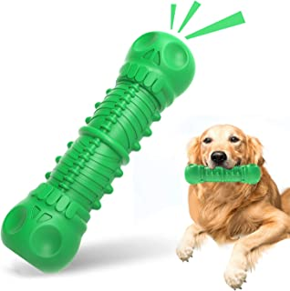 Squeaky Dog Toys for Aggressive Chewers,Indestructible Dog Toys Large Breed Dog Chew Toy for Medium and Large Dogs Durable...