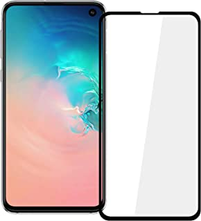 2-Pack HD Galaxy S10 Plus Screen Protector [Fingerprint ID Enabled] LETANG Tempered Glass Film [3D Full Edge Covered] [9H Hardness] Case Friendly Glass Protector for Samsung Galaxy S10 Plus