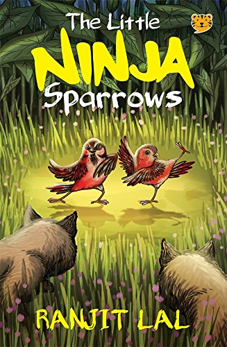 The Little Ninja Sparrows (English Edition)