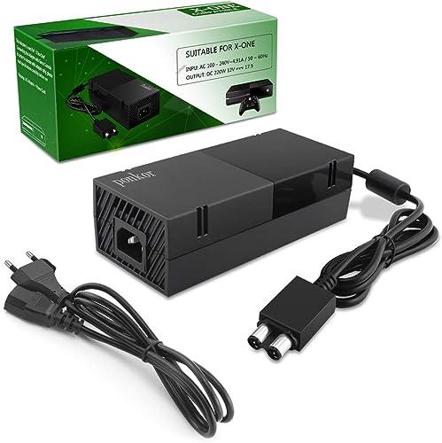 Xbox One Bloc Alimentation, Chargeur AC Adaptateur Secteur Chargeur Murale pour Xbox One Console Kit de Remplacement ...