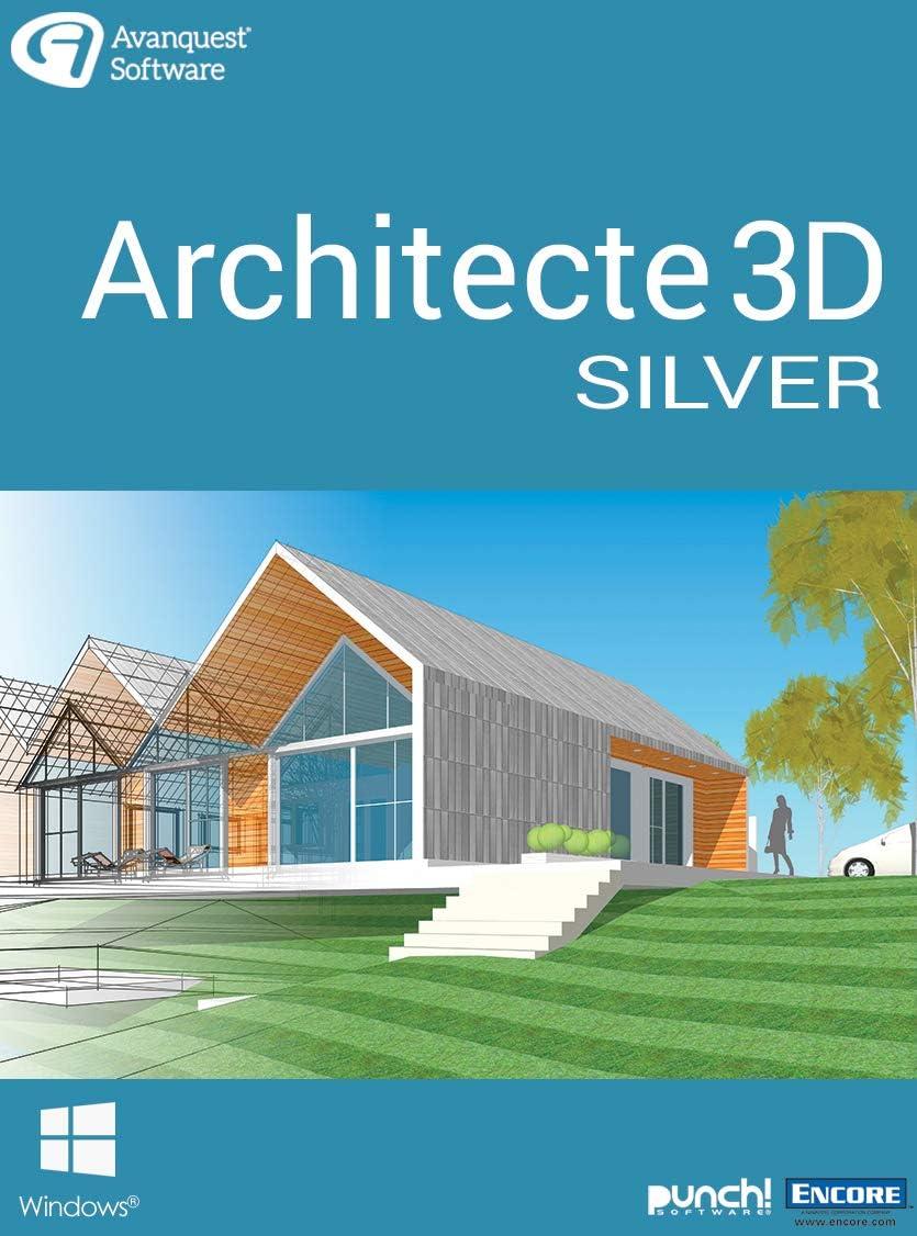 Architecte 3d 20 Silver Pc Code D Activation Pc Envoi Par Email Amazon Fr Logiciels