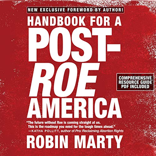 Handbook for a Post-Roe America audiobook cover art