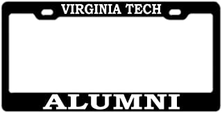 MicroToo License Plate Frames Personalized, add Text, Picture, Logo or Art Design and Make Your Automotive Plate Frames Cool