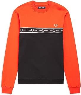 Fred Perry Taped Chest Sweatshirt Internationalor LG