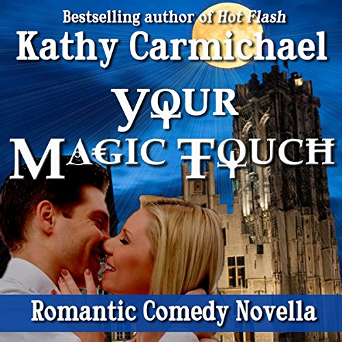 Your Magic Touch audiobook cover art
