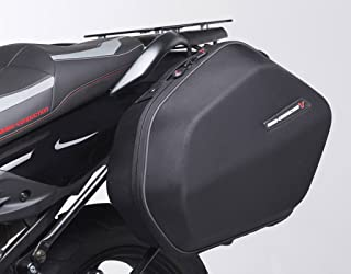 Multipurpose Kunststoff SW-MoTech Motorrad-Satteltaschen Aero Seitenkofferpaar ABS f/ür Quick-Lock Evo Tr/äger Satz Unisex Ganzj/ährig