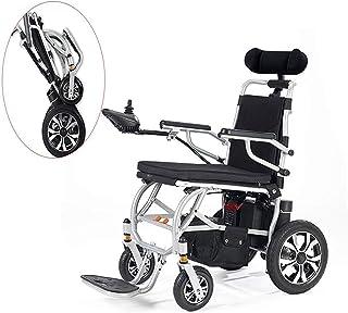 Inicio Accesorios Ancianos Discapacitados Sillas de ruedas eléctricas plegables y ligeras de viaje Patinete eléctrico motorizado ligero para silla de ruedas Joystick de 360 grados para discapacit
