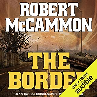 The Border audiobook cover art