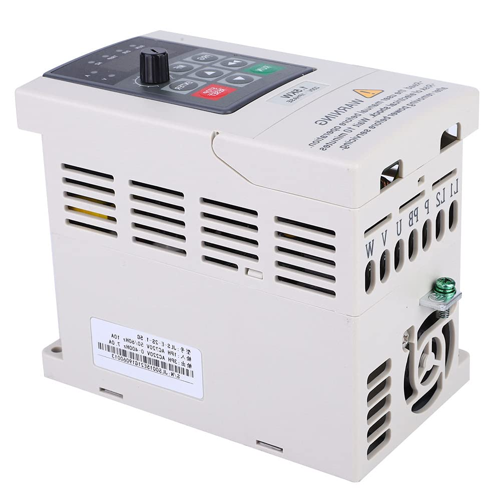 VFD Single Phase to 3 latest Variable Converter Response 1 Over item handling Quick