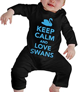 YSKHDBC Owl with Open Wings Romper Jumpsuit Unisex Baby Bodysuits