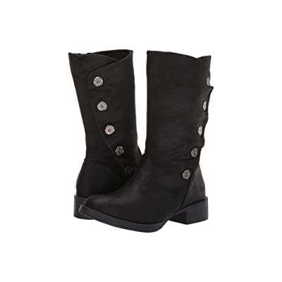 Blowfish Keeda (Black Oiled Micro) Women
