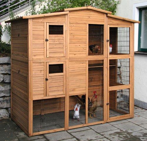 Hühnerhaus Kerbl 82806