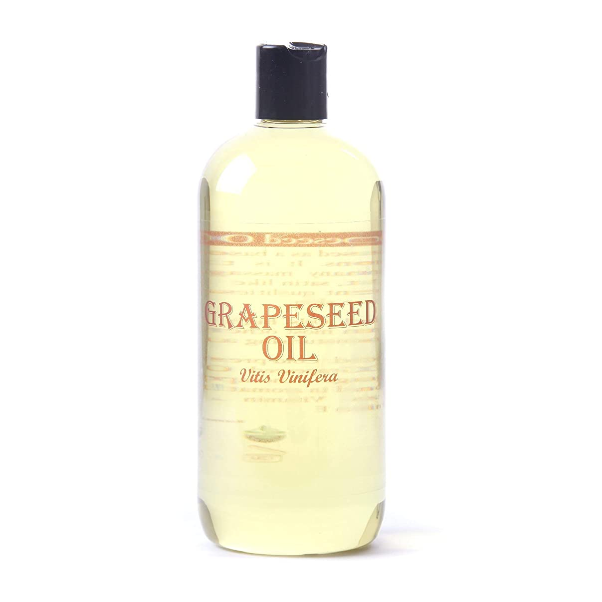 一回免除風邪をひくMystic Moments | Grapeseed Carrier Oil - 500ml - 100% Pure