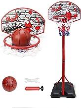 Kinderbasketbal Hoop Schietrek kan worden verhoogd en verlaagd Home Indoor 6-9 jaar oude leerlingen Speelgoed Jongens 10-1...