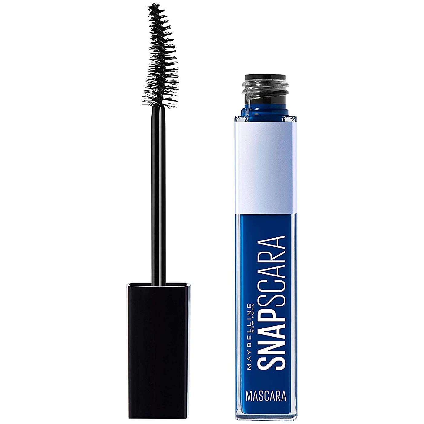 New York Snapscara Washable Mascara, 330 Deja Blue (Pack of 2)