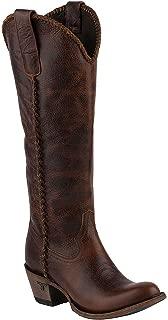 Plain Jane Womens Western Knee HIgh Boot